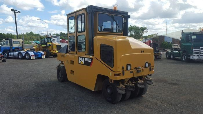 caterpillar ps-150c pnuematic 382543 005
