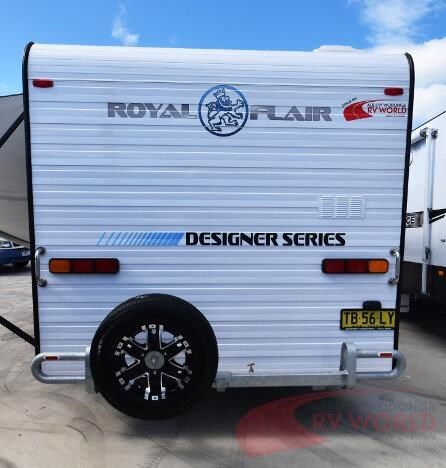 royal flair designer series 432008 020