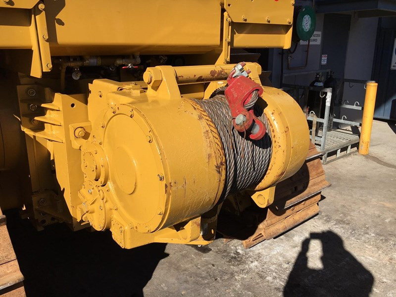 caterpillar paccar pa56 winch 433104 001