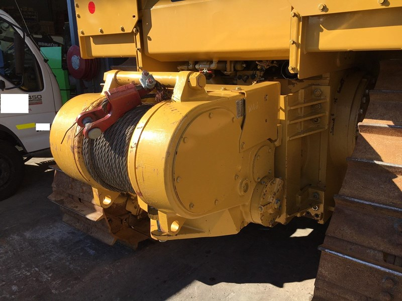 caterpillar paccar pa56 winch 433104 007