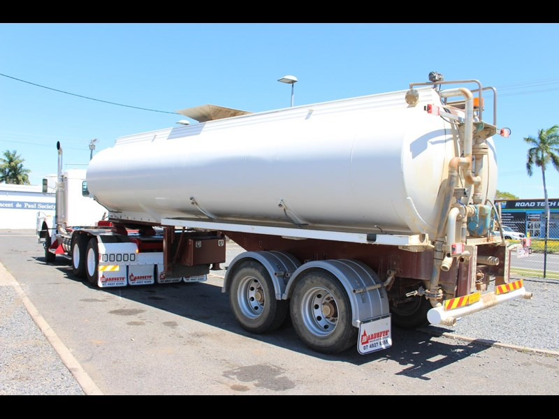 highgate tandem axle water tanker 433114 023