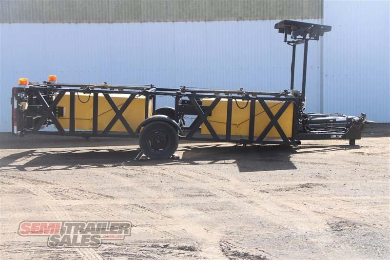 energy absorption systems sst trailer truck mounted attenuator 433356 001