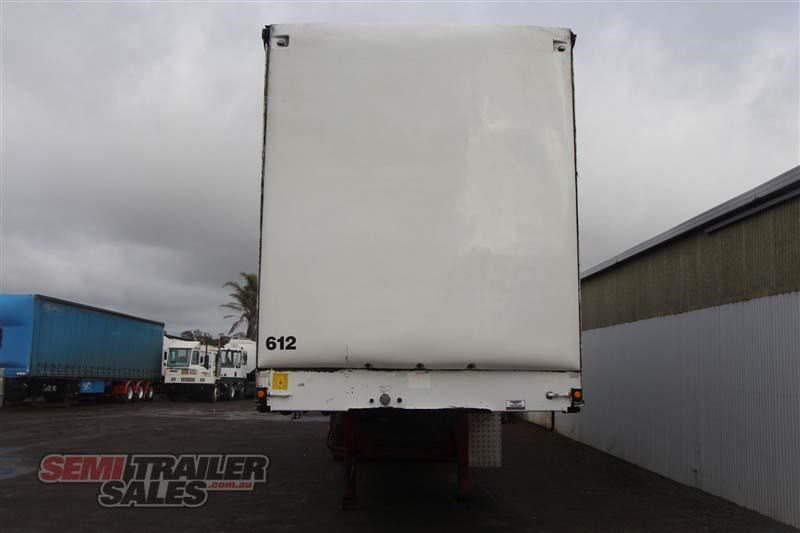 freighter 48ft flat top curtainsider semi trailer 433364 004
