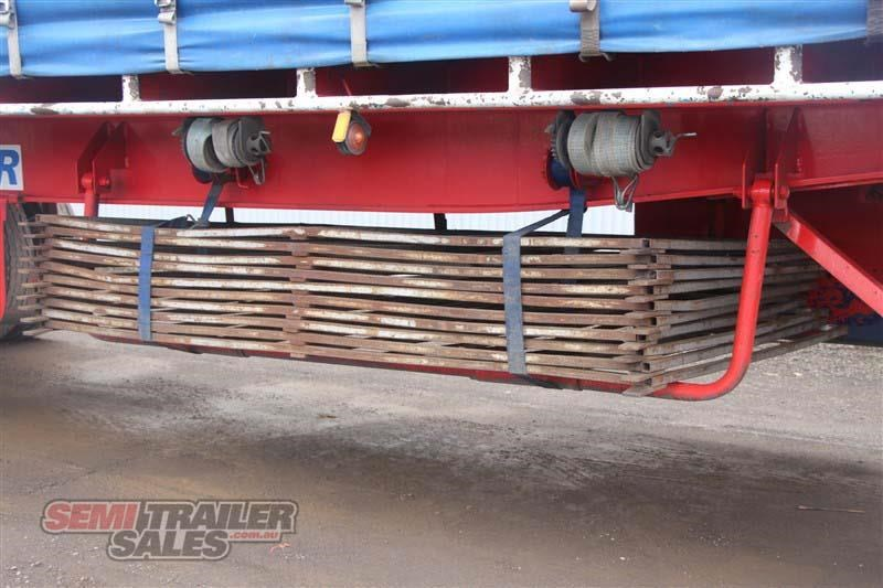 freighter 48ft flat top curtainsider semi trailer 433364 012
