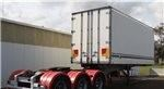 southern cross southern cross 12 pallet refrigerated roll back pantech semi a trailer 433555 004