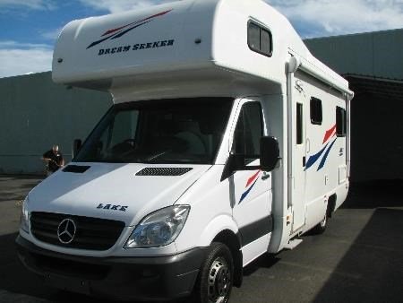 mercedes-benz dreamseeker 433643 001