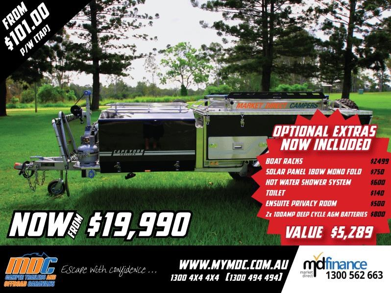 market direct campers venturer lt rear fold cape york edition 349003 002
