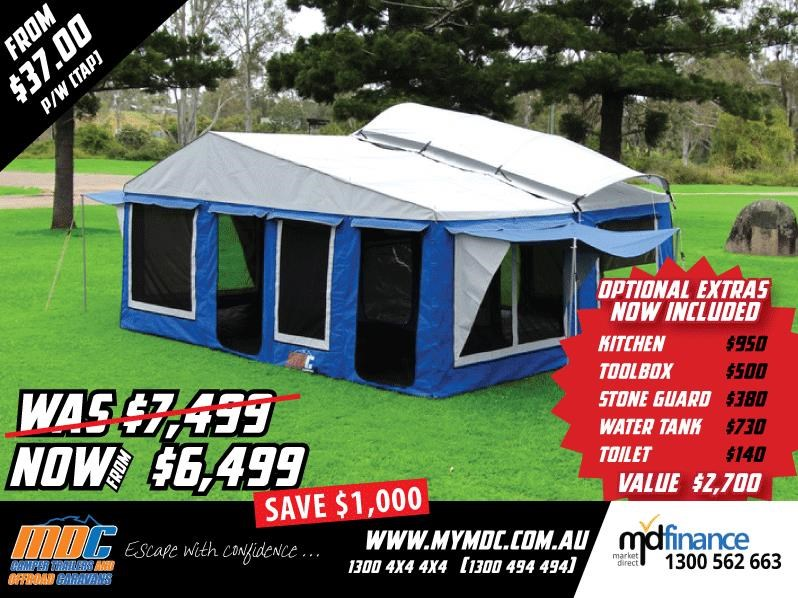 market direct campers mdc gal extreme 340592 009