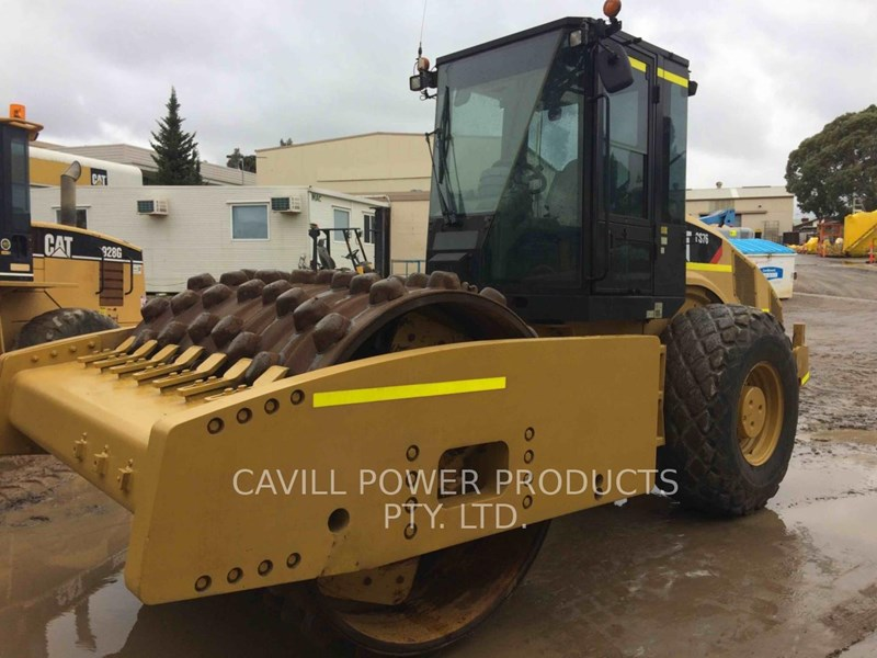 caterpillar cs76 433731 001