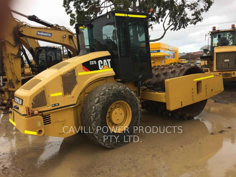 caterpillar cs76 433731 005