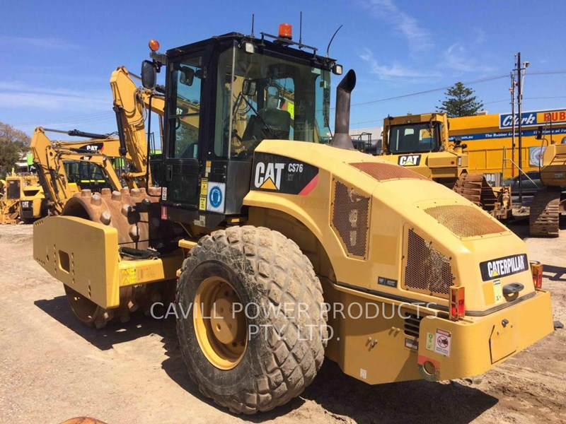 caterpillar cs76 434285 006