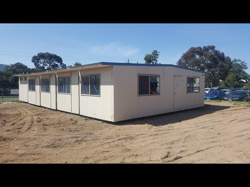 e i group portables 9.6m x 15m complex sale/hire 434673 001
