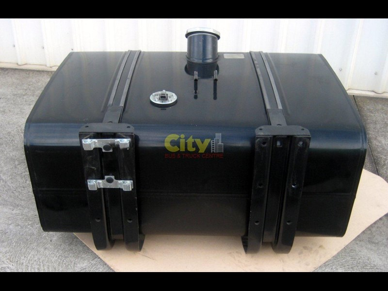 "200 litre steel fuel tanks - ""take offs"" as new! 434815 003"