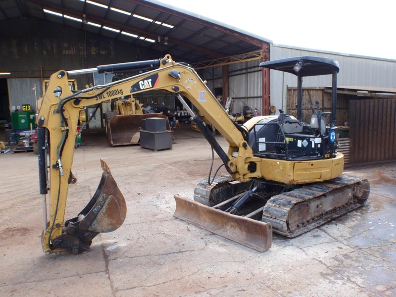 caterpillar 305d cr 435068 001