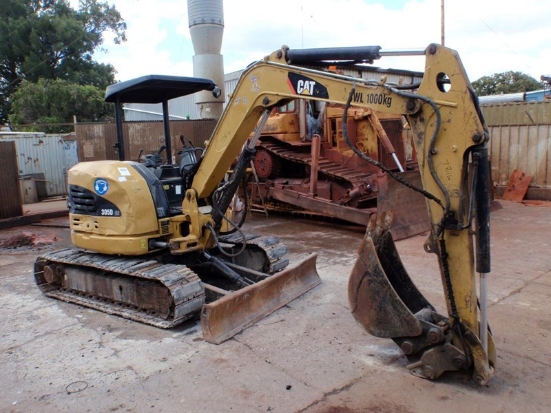 caterpillar 305d cr 435068 003
