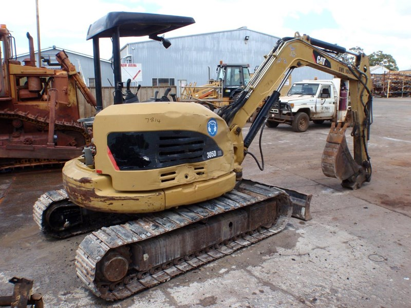 caterpillar 305d cr 435068 005