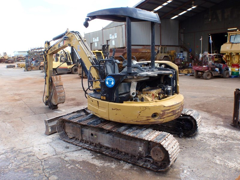 caterpillar 305d cr 435068 007