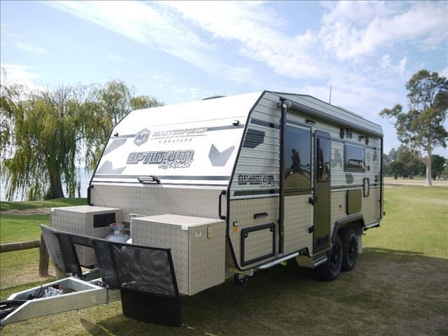masterpiece caravans optimum 19'6 off road 435465 019