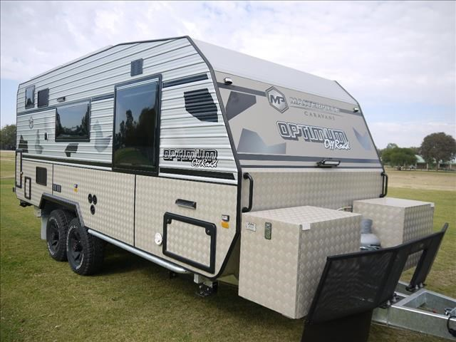 masterpiece caravans optimum 19'6 off road 435465 021