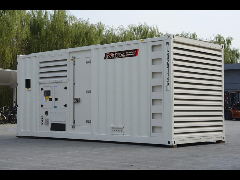 gogopower brand new dp1250c5s-au cummin powered generator 1250kva 433907 003