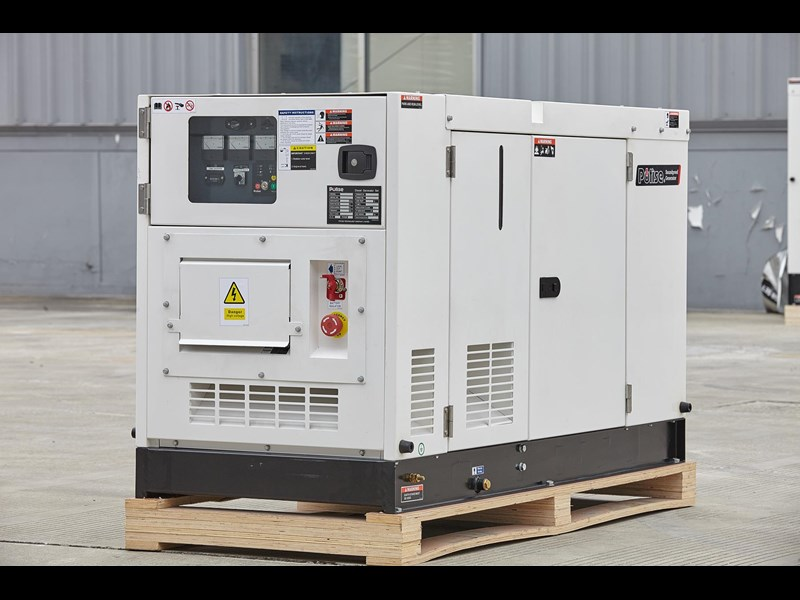 gogopower brand new ds10x5s-au potise powered generator 10kva 433897 003