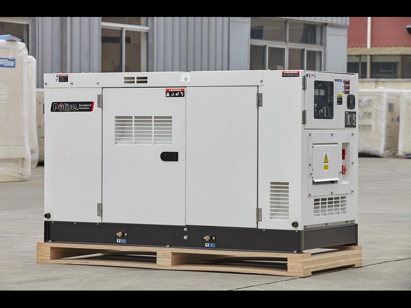 gogopower brand new ds10x5s-au potise powered generator 10kva 433897 009