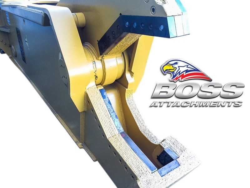 osa demolition/scrap steel shears rent-try-buy 360442 027