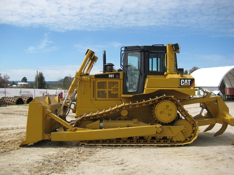 caterpillar d6t xl 435783 007