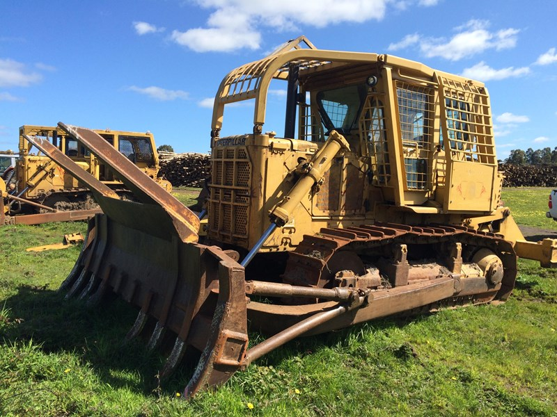 caterpillar d7g dozer 435735 005