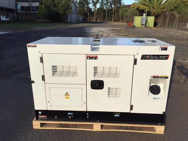 gogopower brand new dp15k5s-au kubota powered generator 15kva 433889 005