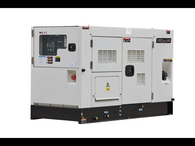 gogopower 15kva 3 phase dp15k5s-au kubota powered diesel generator 433889 003