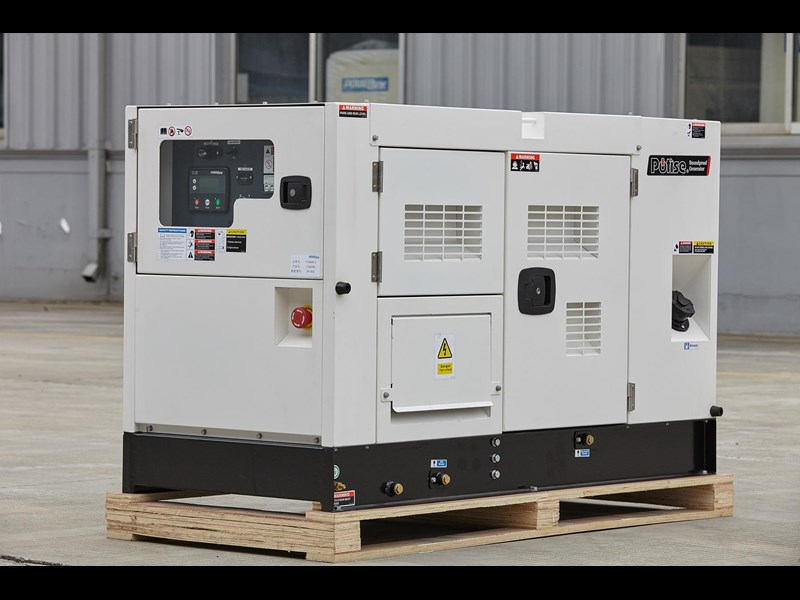 gogopower 15kva 3 phase dp15k5s-au kubota powered diesel generator 433889 033