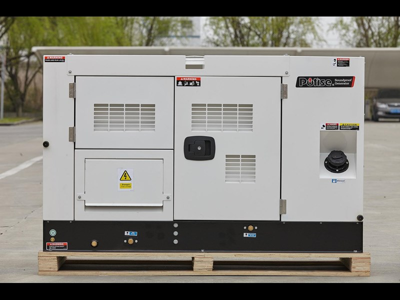 gogopower 15kva 3 phase dp15k5s-au kubota powered diesel generator 433889 035