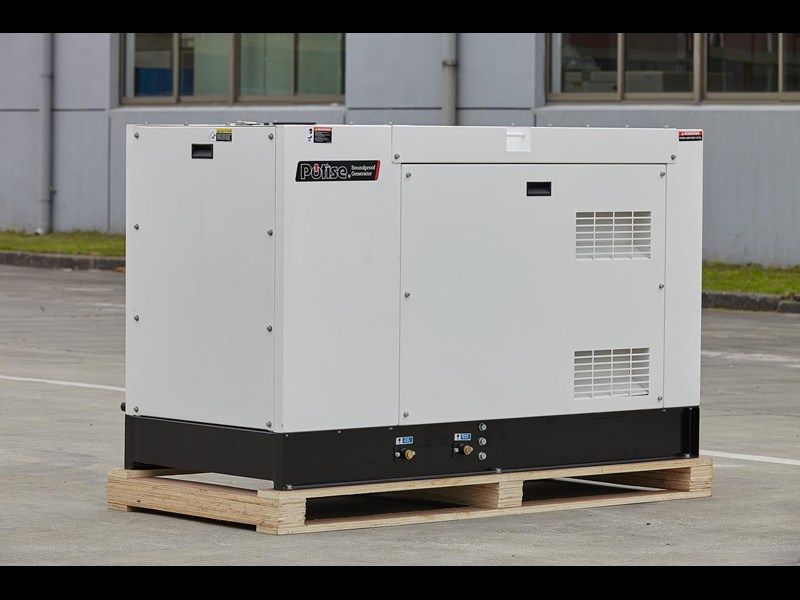 gogopower 15kva 3 phase dp15k5s-au kubota powered diesel generator 433889 037