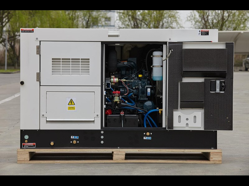 gogopower 15kva 3 phase dp15k5s-au kubota powered diesel generator 433889 043