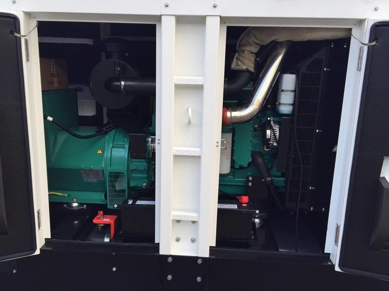 gogopower brand new dp375c5s-au cummins powered generator 375kva 433917 006