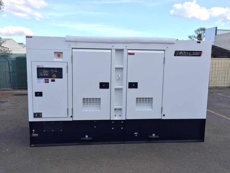 gogopower brand new dp375c5s-au cummins powered generator 375kva 433917 005