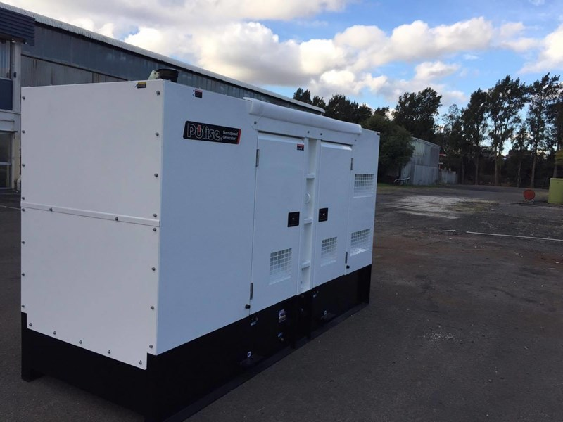 gogopower brand new dp375c5s-au cummins powered generator 375kva 433917 004