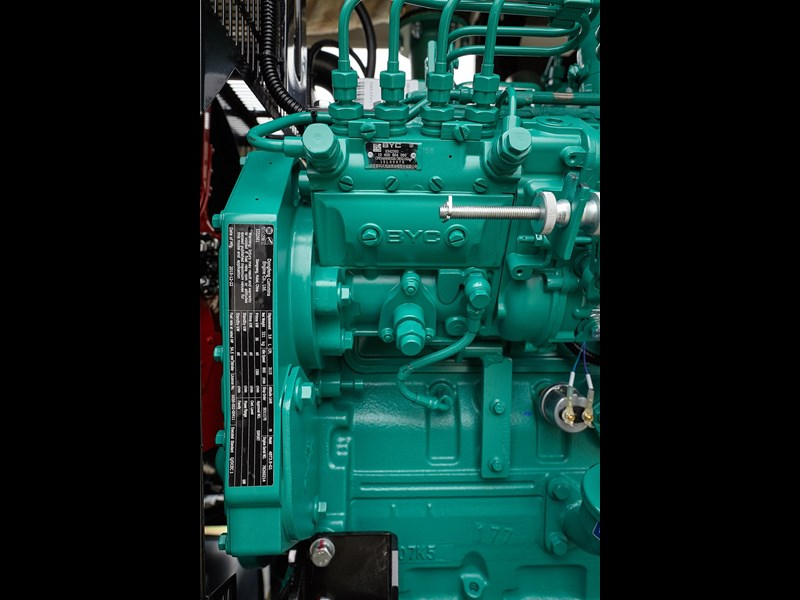 gogopower brand new ds45c5s cummins powered generator 45kva 433900 041