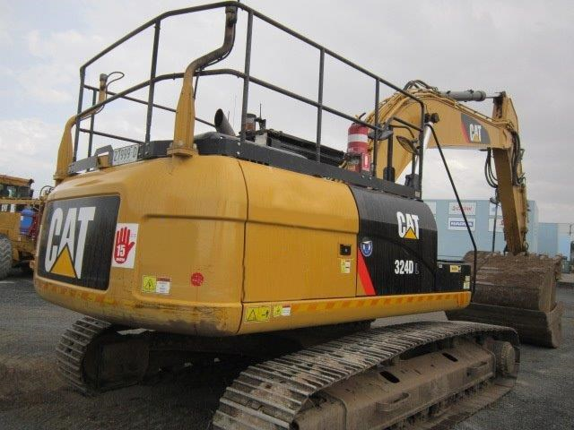 caterpillar 324dl 436445 009