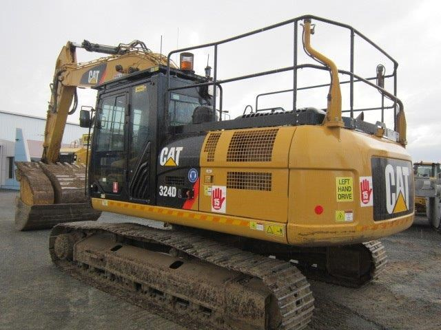 caterpillar 324dl 436445 010
