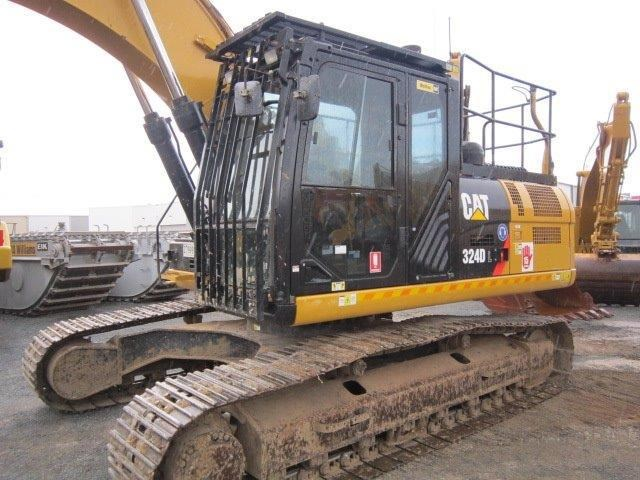 caterpillar 324dl 436445 013