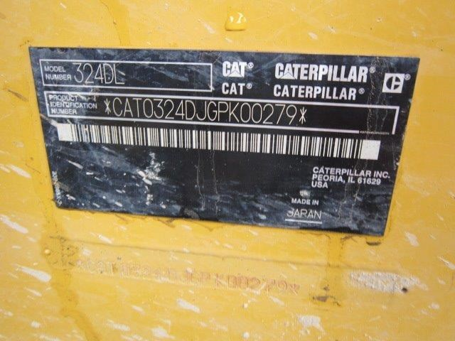 caterpillar 324dl 436445 021