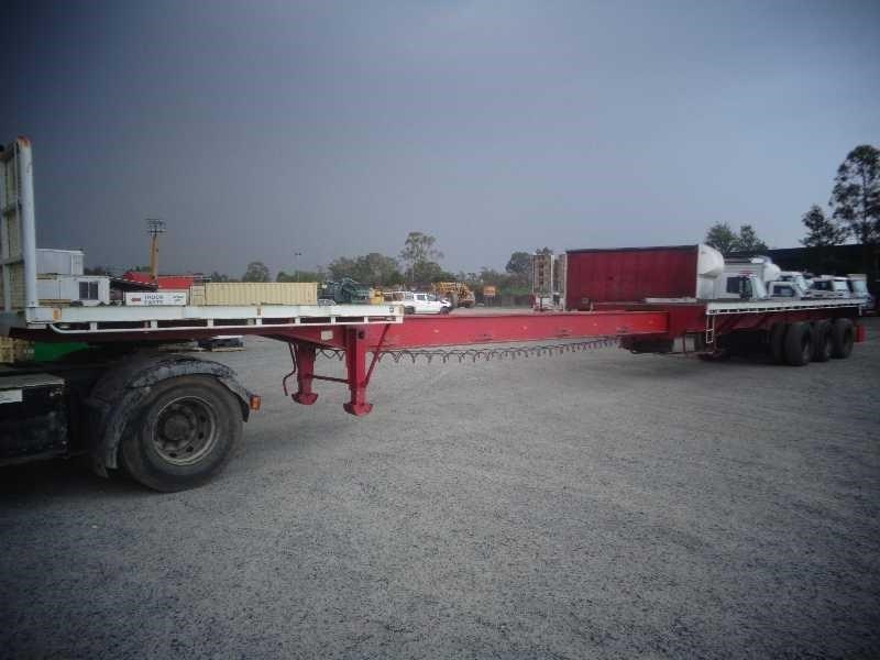 haulmark extendable flat top trailer 436451 001