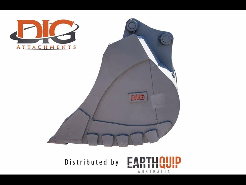 dig attachments 1550mm mud bucket fitted w/boe to suit 12-14t excavators hd 436566 009