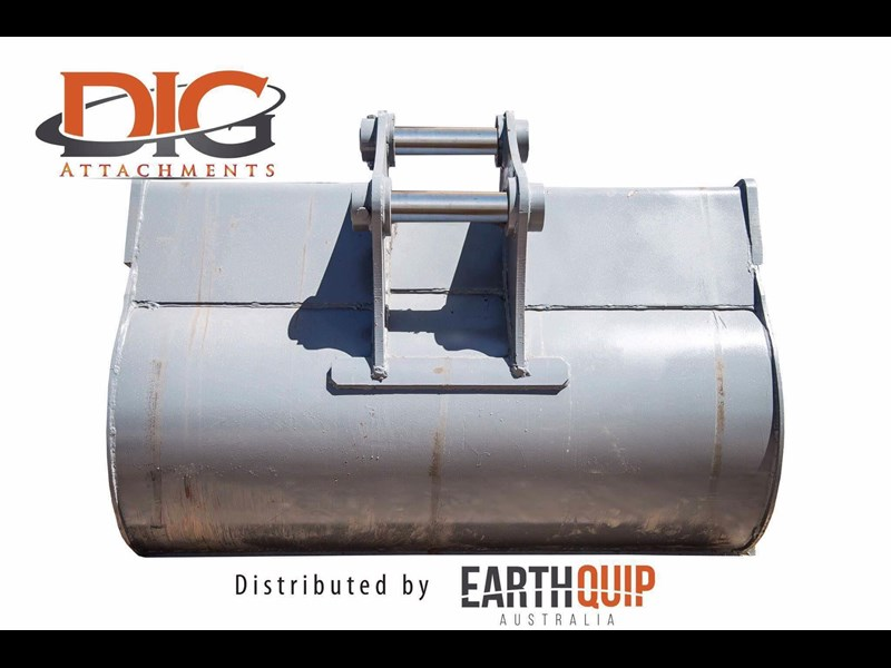 dig attachments 1800mm mud bucket fitted w/boe to suit 20-25t excavators 436567 007