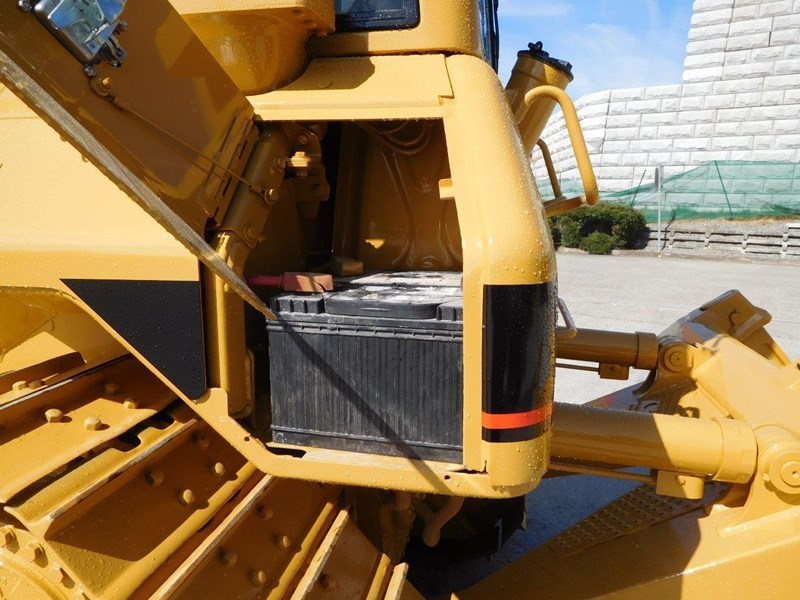 caterpillar #2217d cat d5 dozer d5n.xl bulldozer with ac cab & brush guard [low hours] [machdoz] 436684 020