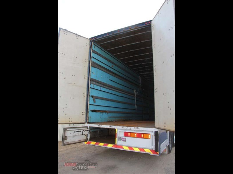 maxi-cube double drop deck pantech semi trailer 436694 011