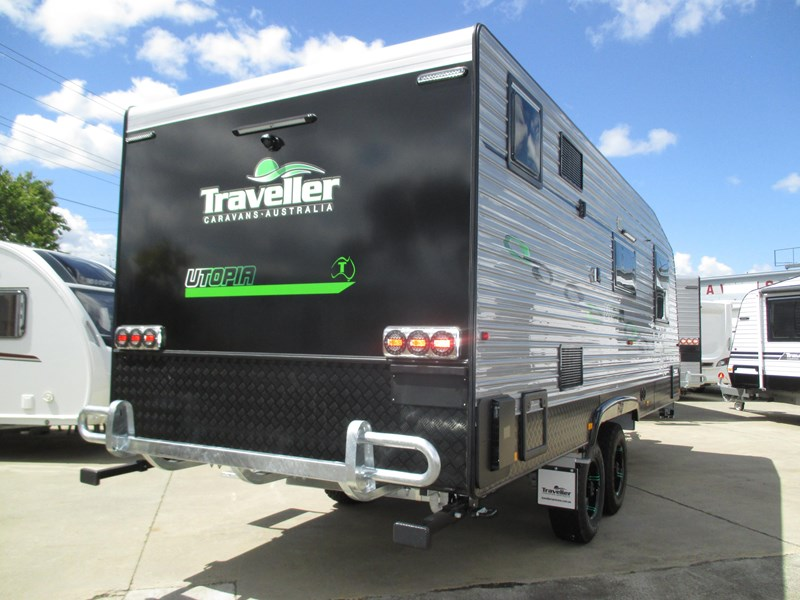 "traveller utopia 21'6"" off road caravan 436741 005"