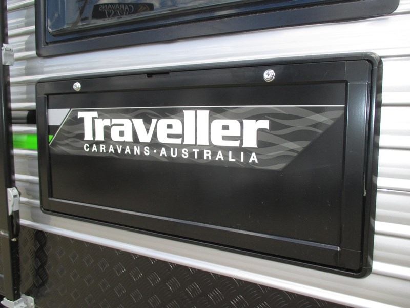 "traveller utopia 21'6"" off road caravan 436741 047"